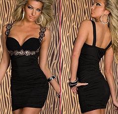 Vestido Sexy Bodycon Mini $23000
