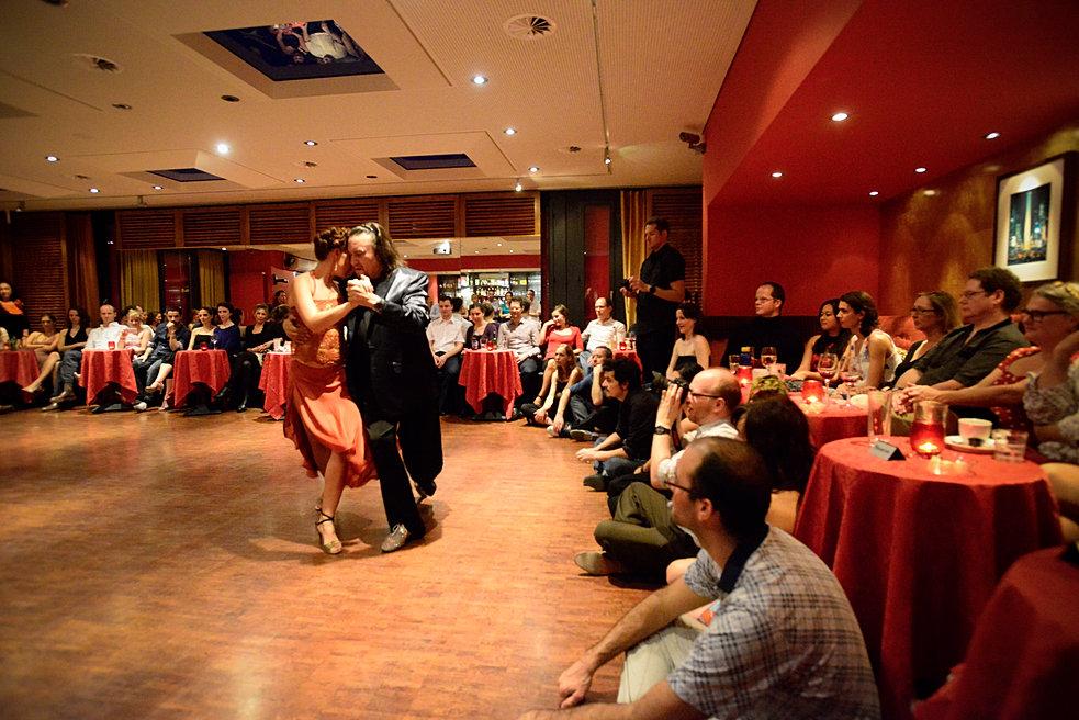 Casa del Tango Zurich Chicho & Juana