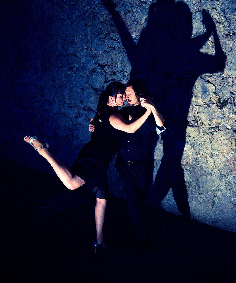 Andres Morya & Stephanie Engel