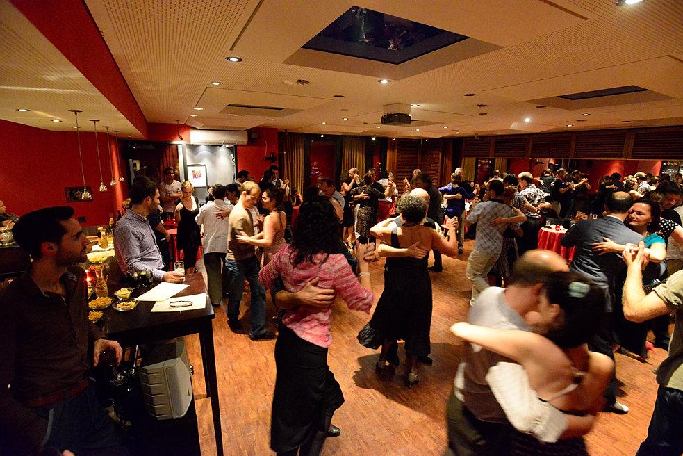 Casa del Tango Zurich Friday Milonga