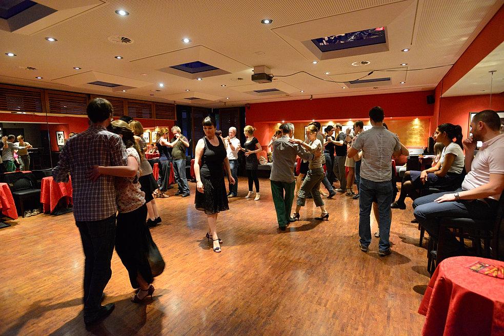 Casa del Tango Zurich Tango Lessons