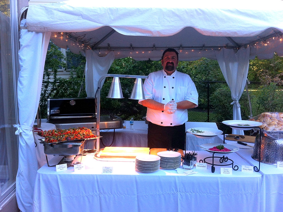 La felicita catering serving mississauga oakville