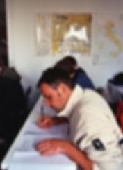 Scuola di Volo JFK Dovera aula didattica