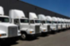 fleet of trucks ready to haul your freight