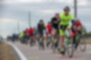 TDC bike race