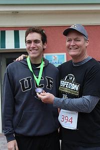 Two Male Winners