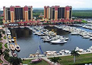 cape harbour marina