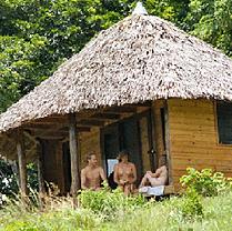 Cambium naturista falu, Dominikai Köztársaság