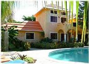 Secret Garden apartmanháza Dominikai Köztársaság