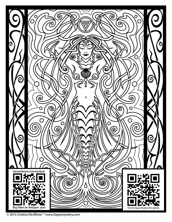 cristina-mcallister | FREE Coloring Pages & Tutorials