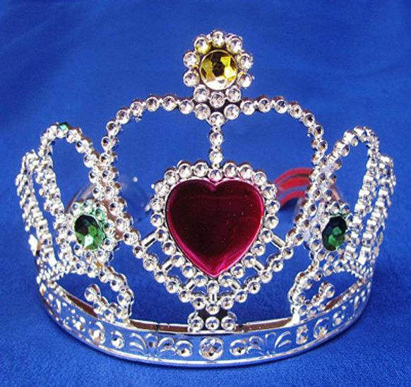 כתר נסיכות ורוד