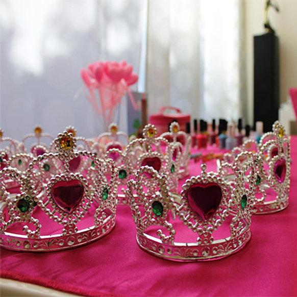 נסיכות ורודות לבנות