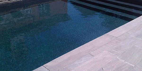 Rijolpiscinesrevetements for Liner noir piscine