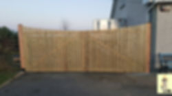 Front Entrance Gates, Driveway Gate, Yard Gate, Garden Gates, Metal Frame Gates,  Wooden Gate, Pressure Treated, Side Gates, Wooden Garden Gates, Solid Garden Gates