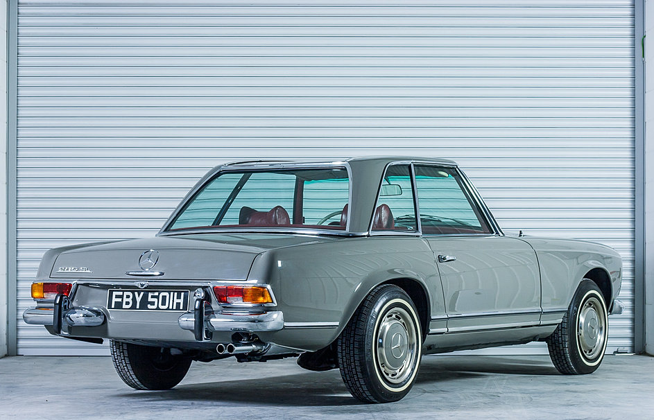 Mercedes benz 280sl pagoda for sale for Mercedes benz 280sl pagoda for sale