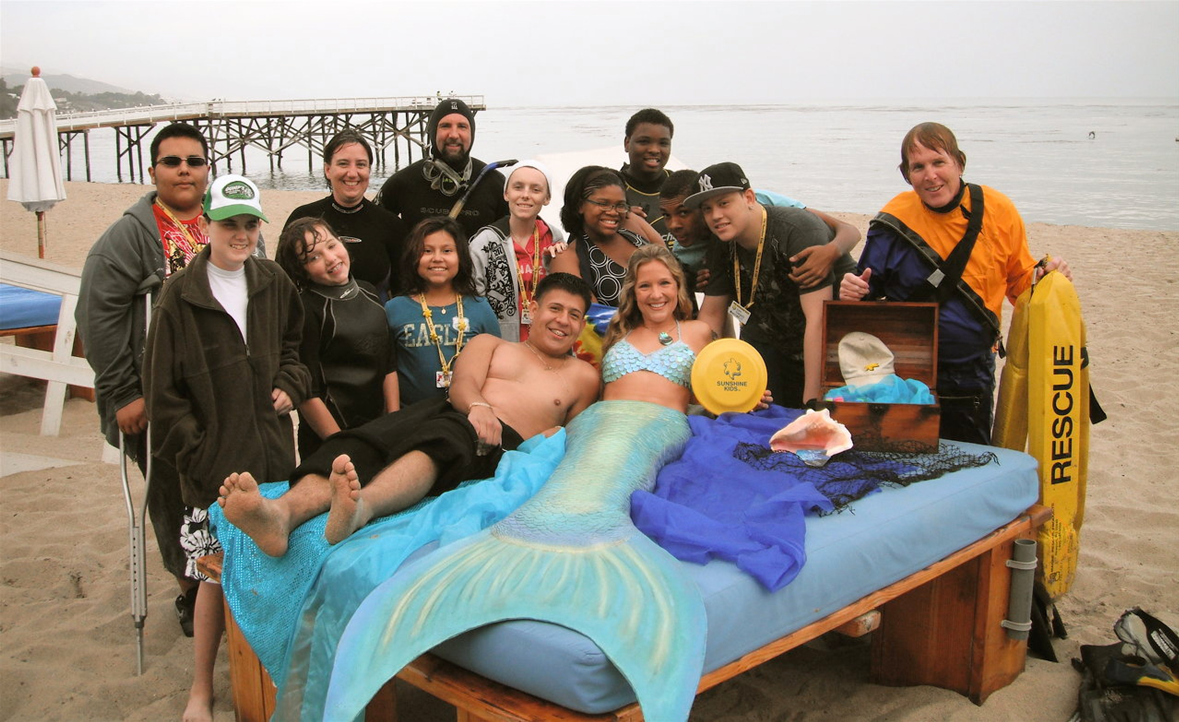 Mermaid Linden - Professional Mermaid - Birthday Party Idea & Theme ...