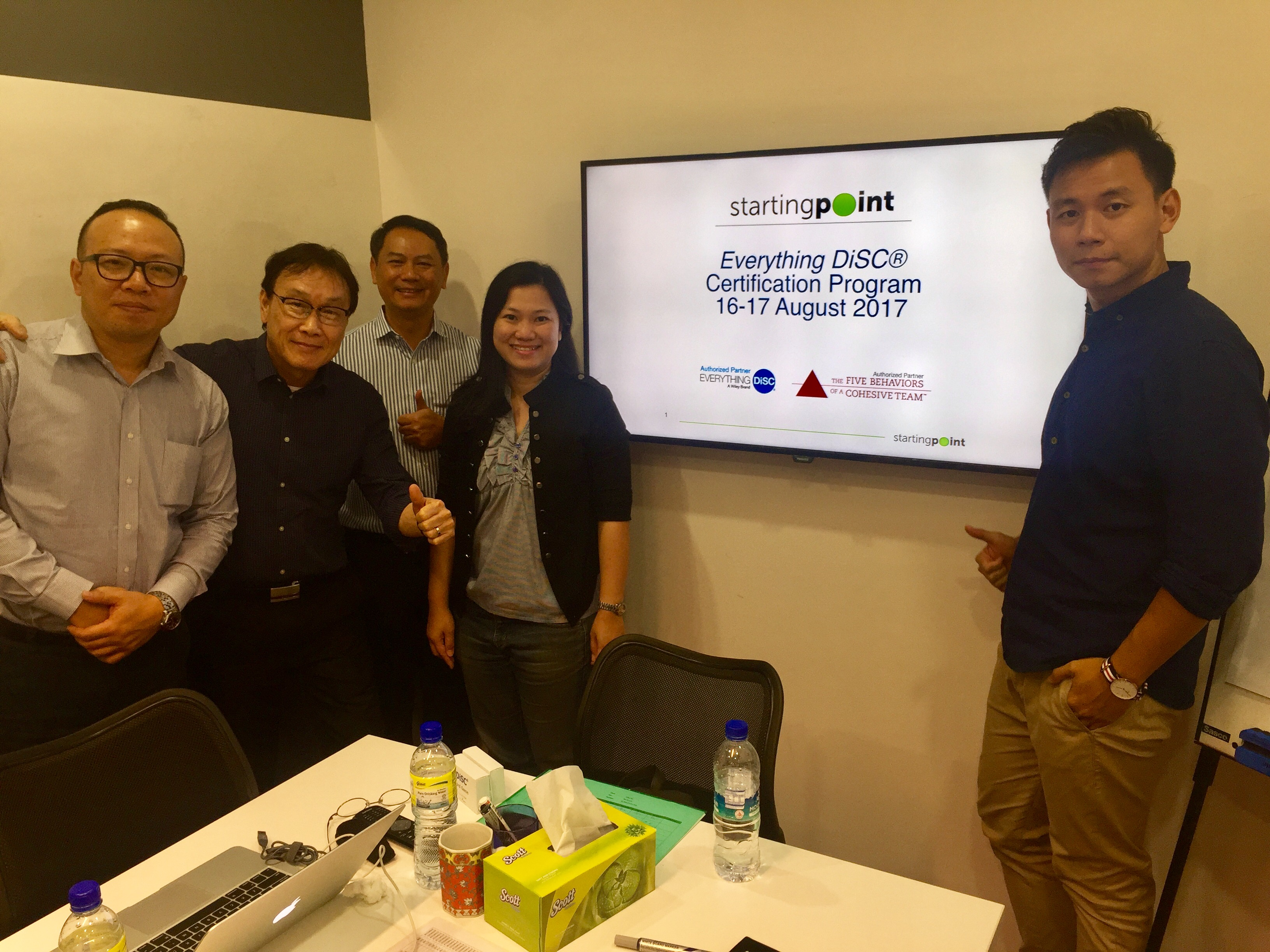 Everything Disc Certification Starting Point Singapore Disc