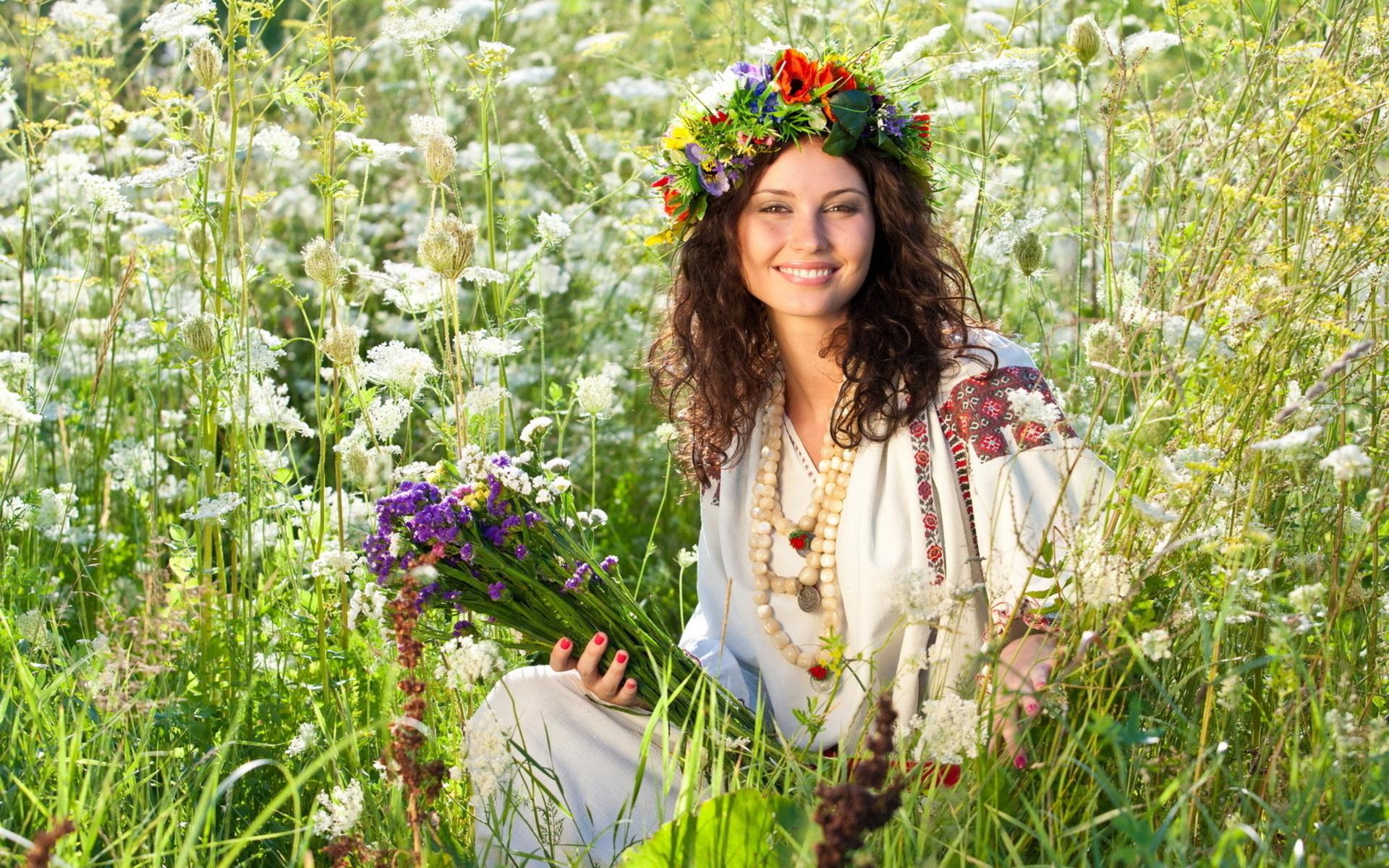 Самые красивые русские девушки в фотографиях 18 фотография