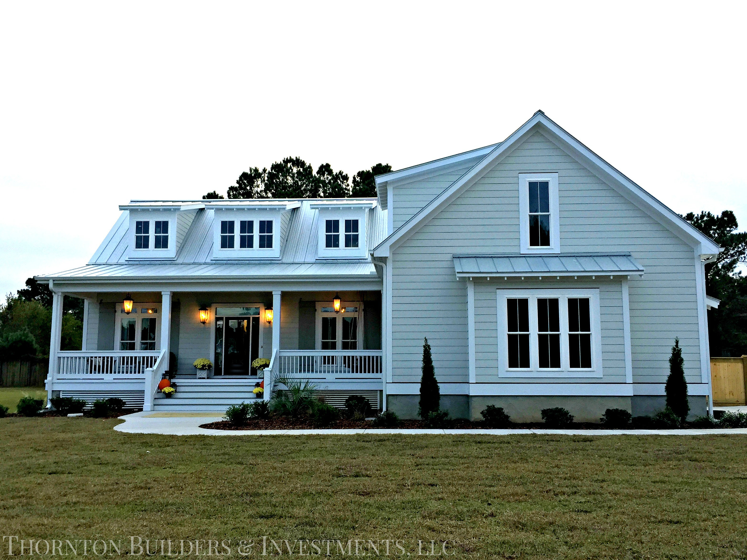 Thornton builders for Home plan builder