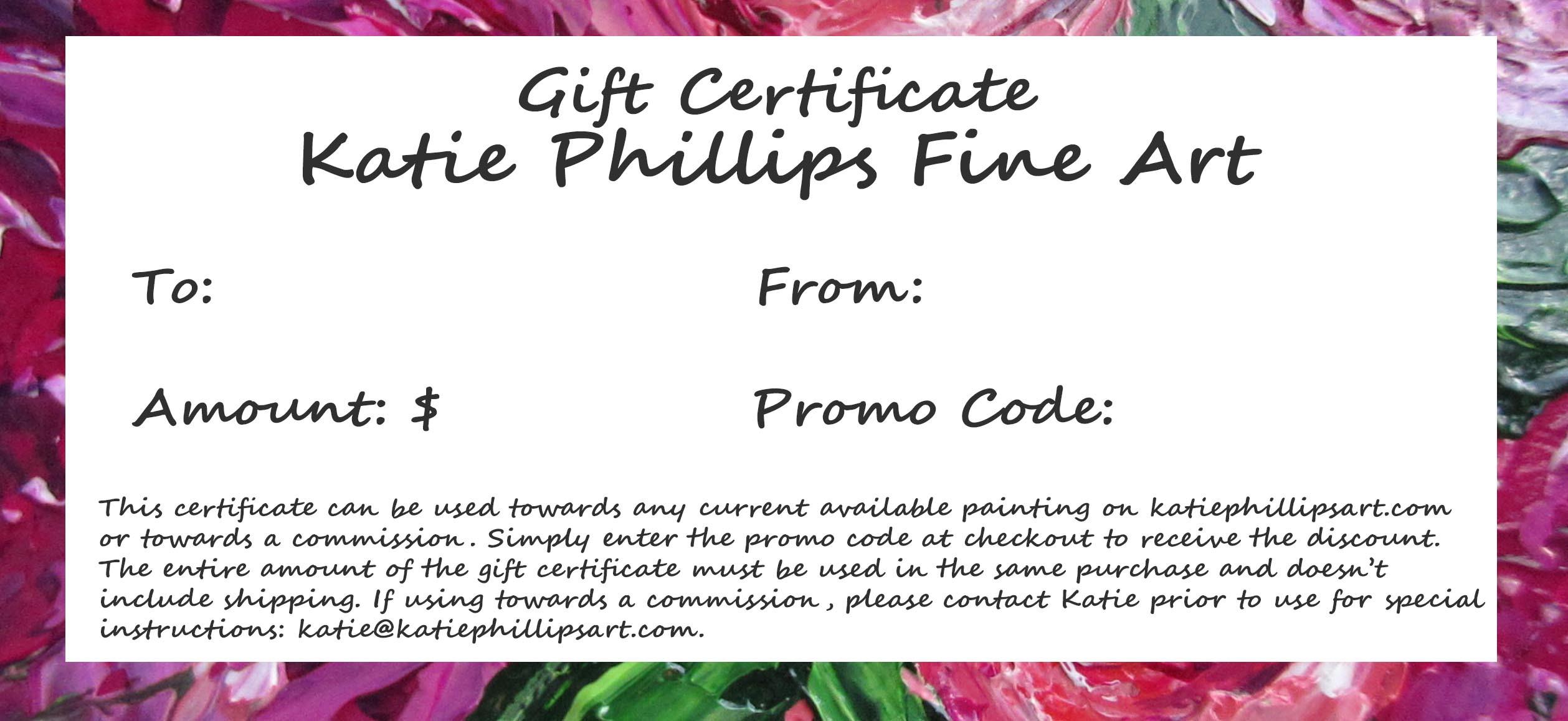 Katie phillips atlanta palette knife artist order gift certificates xflitez Gallery