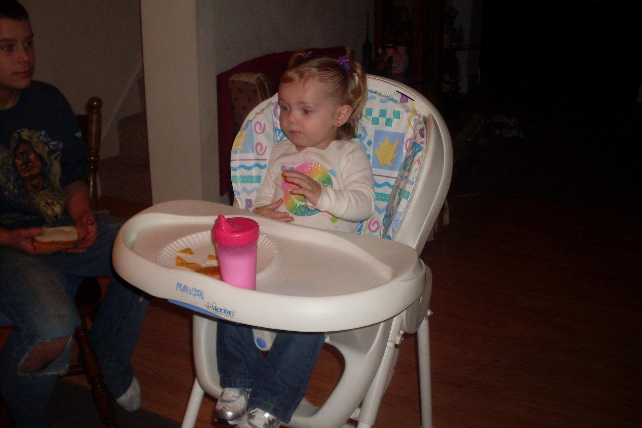 Dustins baby girl