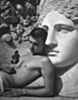 Herbert List fotografia nudi maschili