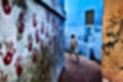 steve mccurry foto ragazzino india