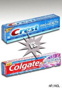 project on colgate