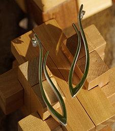 Long Grasses Earrings