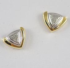 Trilliant Earrings