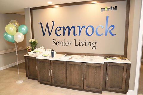 Wemrock Senior Living - Ribbon Cutting &