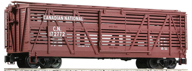 G424-06A Stock Car - Canadian National #172755