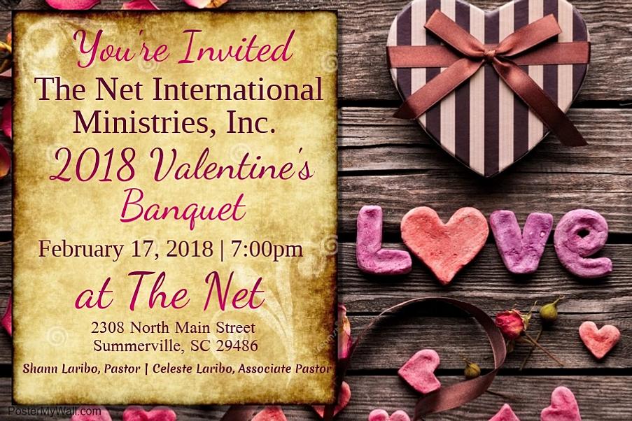 2018 Valentine Banquet