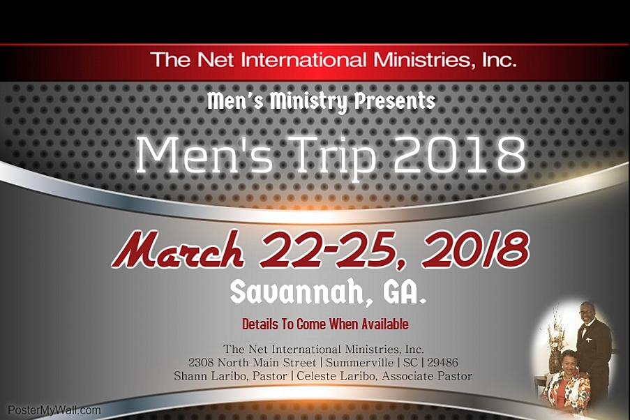 Men's Trip 2018