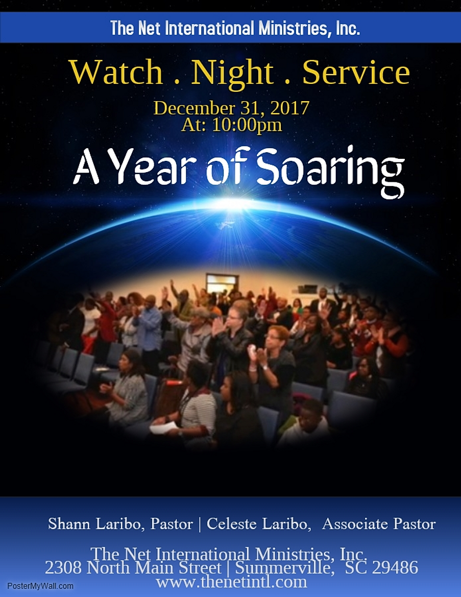 2017 Watch Night Service