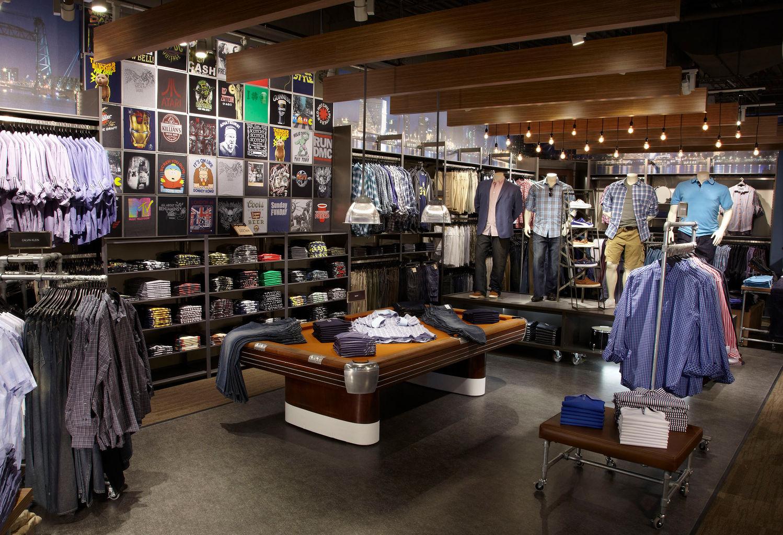 Www Garage Com Clothing Store