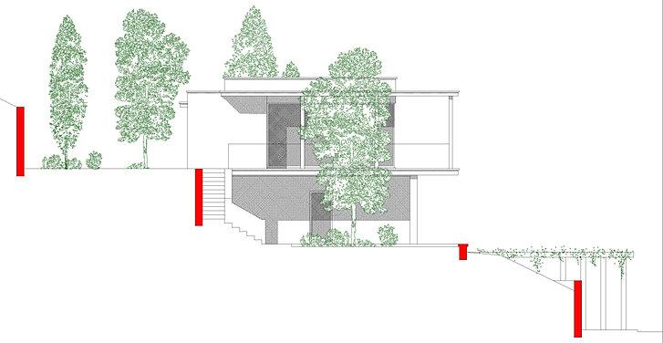 Bortolotti studio di architettura architetti polpenazze for Piani di casa di architettura del sud