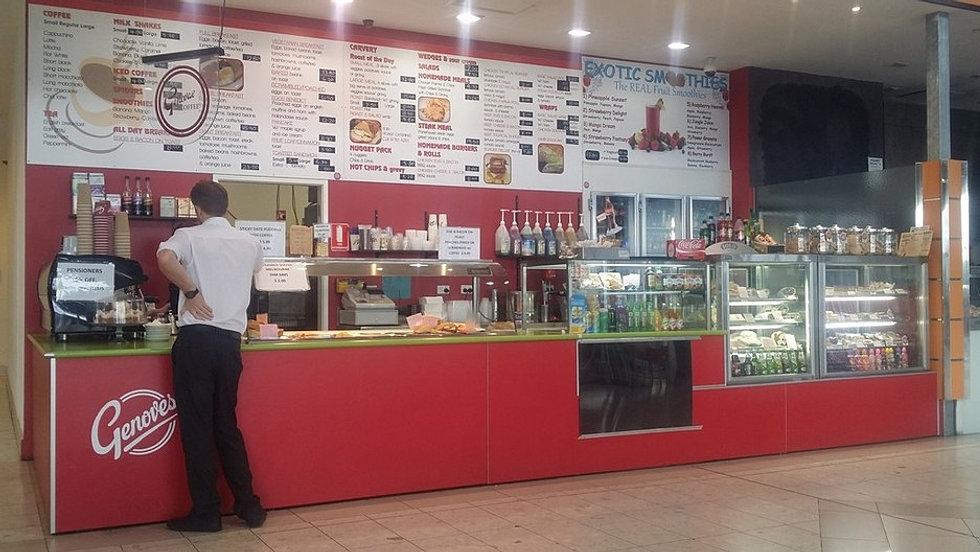 Zouki Cafe Box Hill