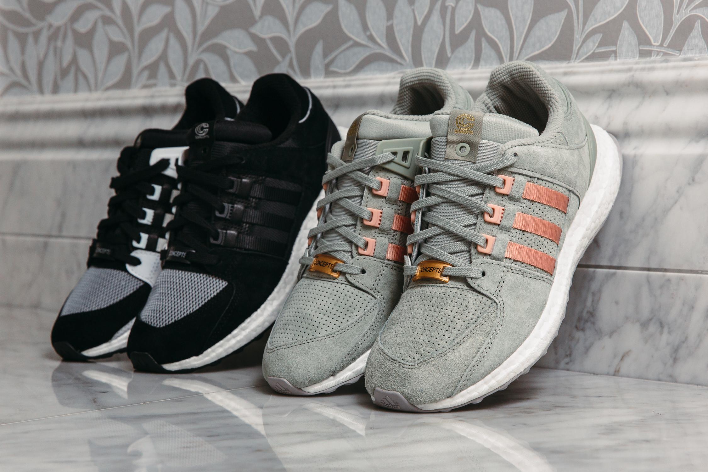 adidas eqt support 93/16 'concepts'