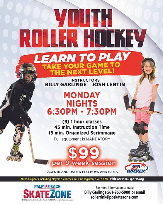 roller skate class florida