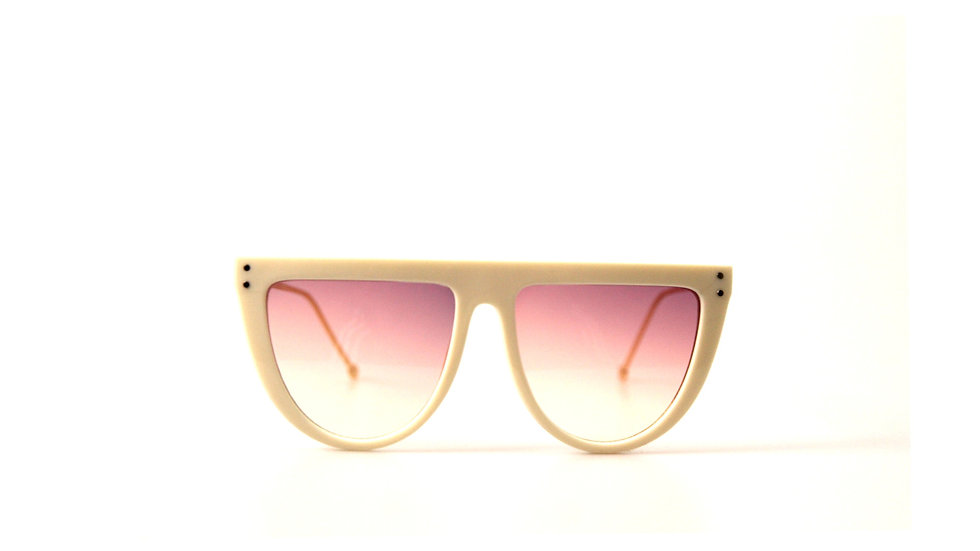 Lola (Cream & Pink)
