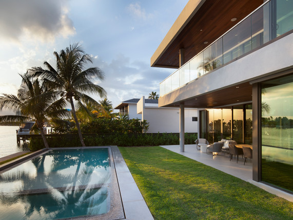 Biscayne Point residence