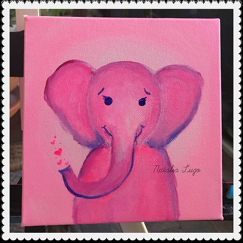 El Elefante de Laila