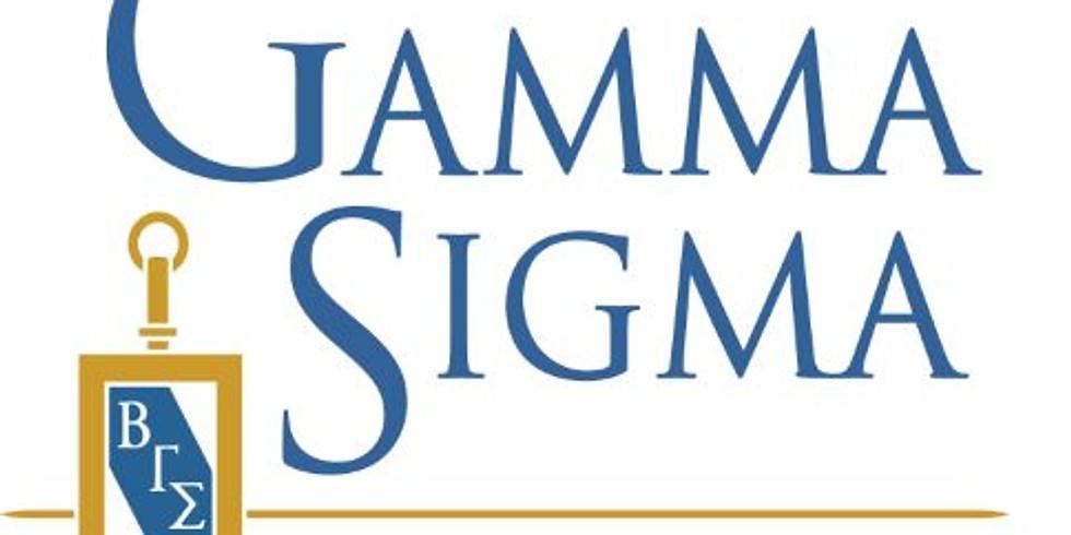 Beta Gamma Sigma Australia Alumni Chapter Chartering Ceremony