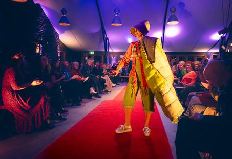 WoolOn Fashion Flag Flies High