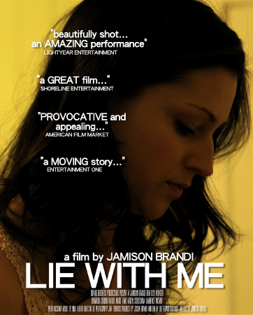 LIE WITH ME THEATRICAL RELEASE
