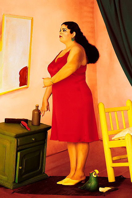 Dorit Lombroso Photography - After Botero
