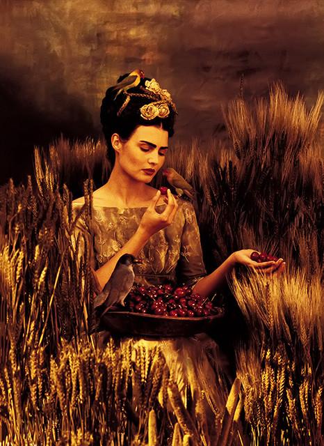 Dorit Lombroso Photography- After Frida Kahlo