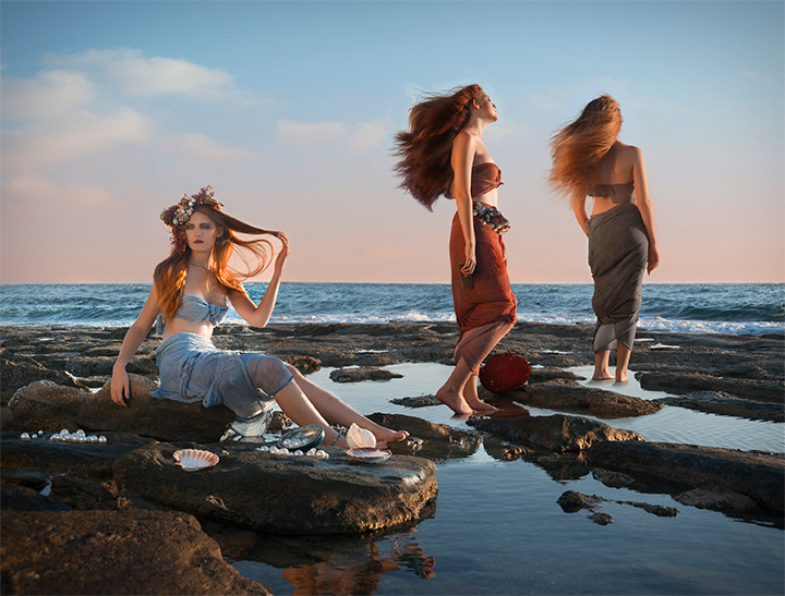 Dorit Lombroso Photography - Sirens
