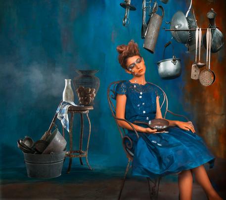 Dorit Lombroso Photography - After Yosl Bergner
